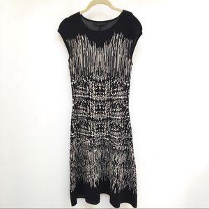 BCBGMAXAZRIA knit dress